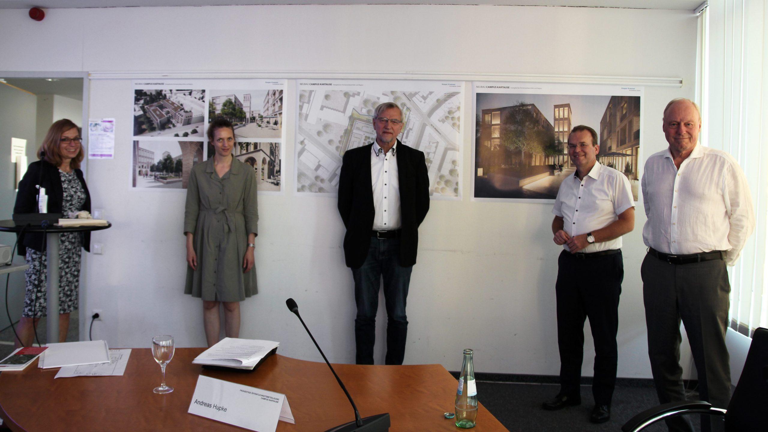 Campus Kartause – Digitale Beteiligung der Öffentlichkeit am Neubau-Projekt
